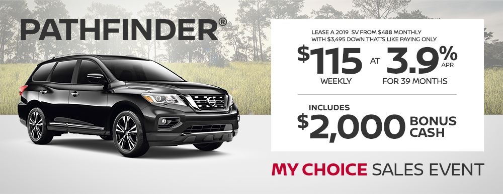 greg vann nissan pathfinder my choice march sales even banner