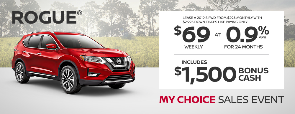 greg vann nissan rogue my choice march sales even banner