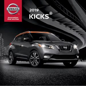 2019 nissan kicks brochure pdf