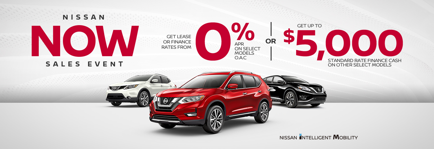 nissan canada monthly promotion rogue sentra pathfinder altima murano now sale