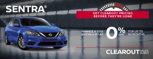greg vann nissan specials sentra sedan clearout november sales event