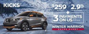 greg vann nissan winter warrior sale january 2020 kicks banner cuv car
