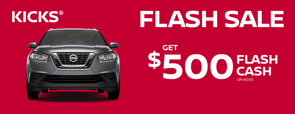 greg vann nissan specials kicks my choice flash sale march sales event banner